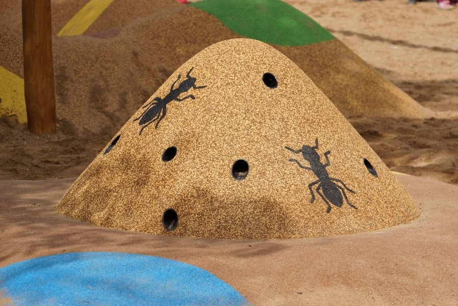 PAGplay 3D item - ant-hill, size: big (60cm)